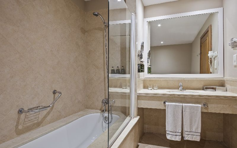 Melia Villaitana Golf Classic Bathroom Costa Blanca