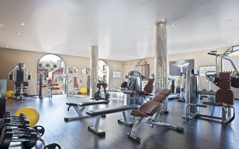 Melia Villaitana Golf Gym Costa Blanca