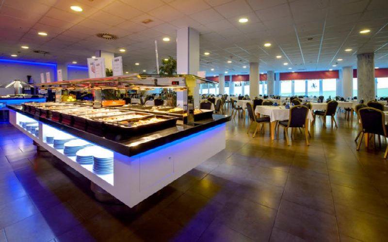 hotel bonalba alicante golf hotel buffet