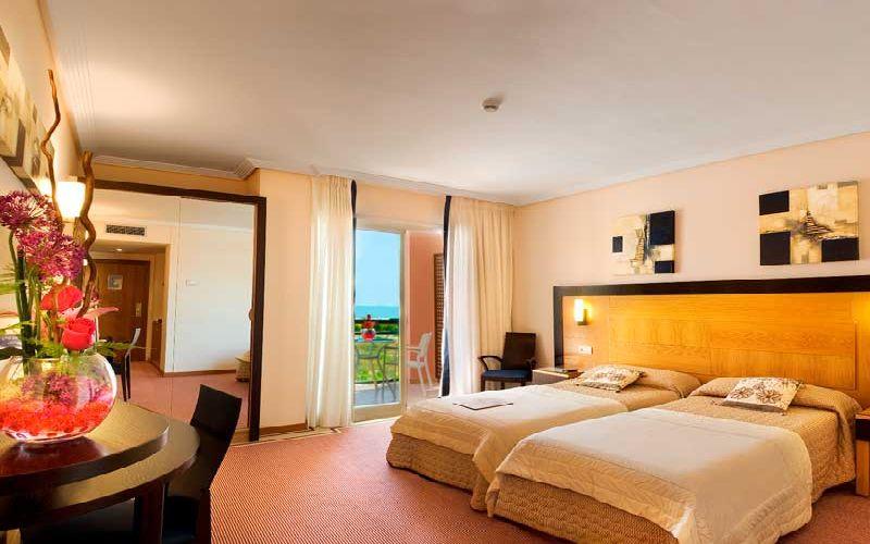 hotel bonalba alicante golf hotel twin room