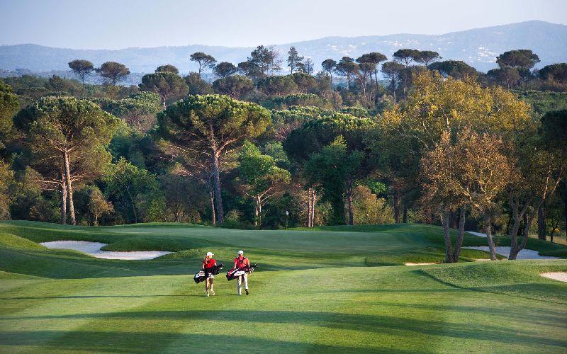 pga catalunya golf resort course green lavida hotel golf