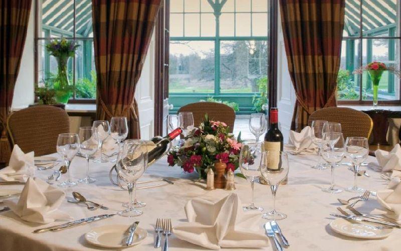 linden hall golf resort restaurant