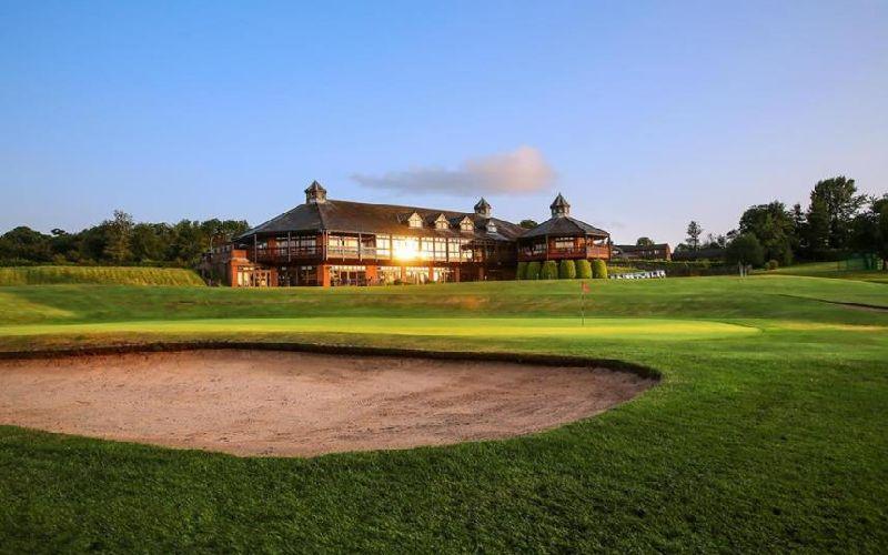 macdonald portal golf clubhouse