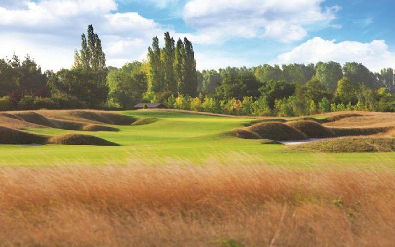 belfry golf resort golf course fairway