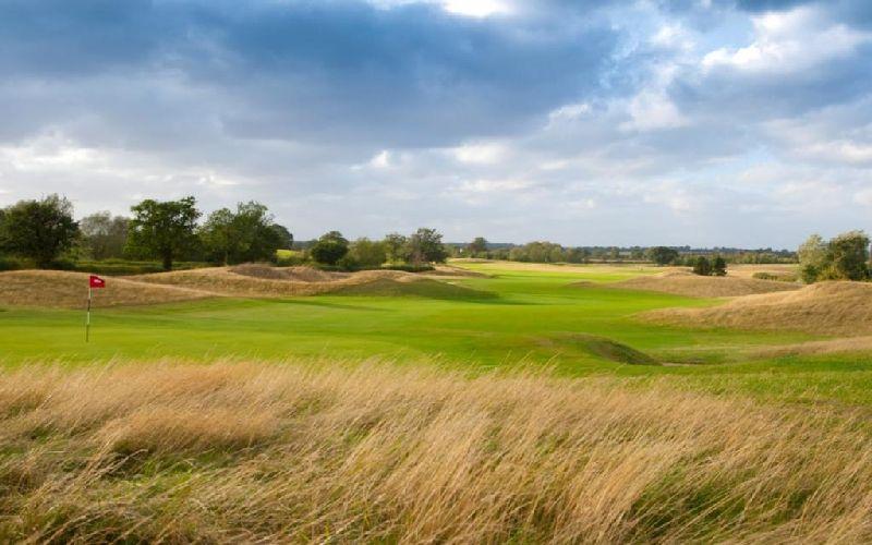 belfry golf resort golf course
