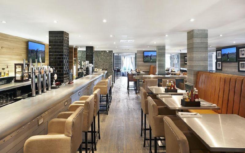 belfry golf resort restaurant