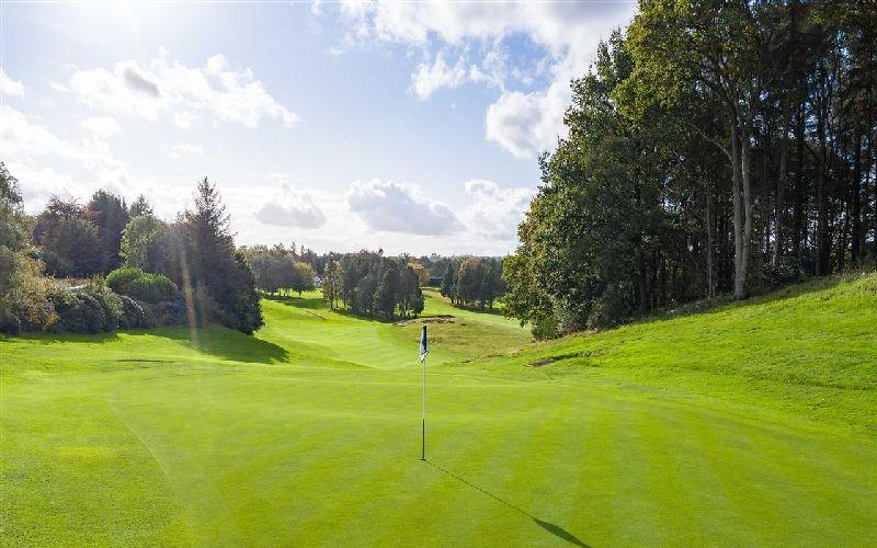 prestbury golf club green cheshire classics