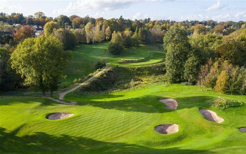 prestbury golf club greens cheshire classics
