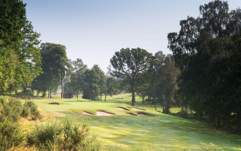 sandiway golf club approach cheshire classics