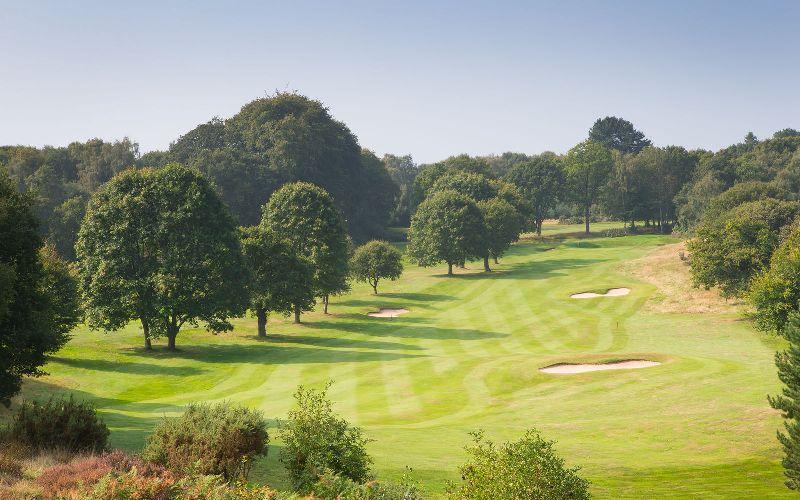 sandiway golf club fairway cheshire classics