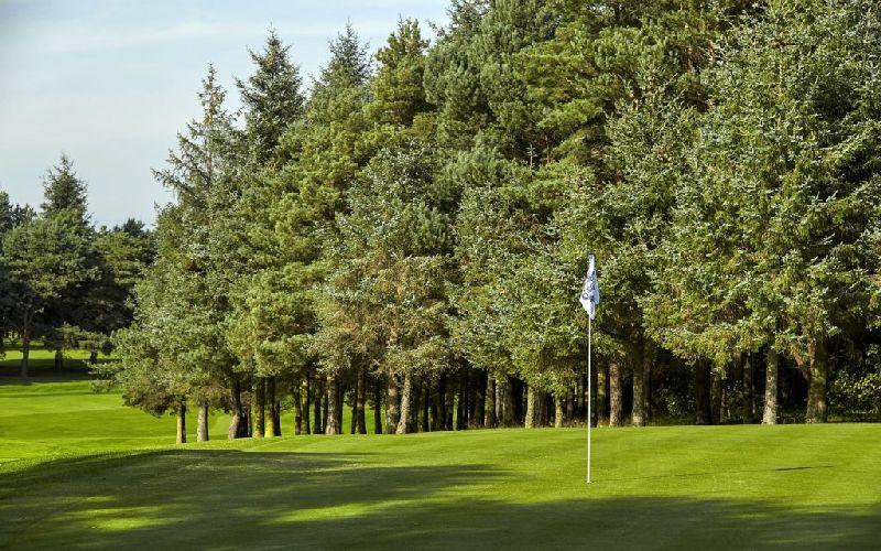 stockport golf course flag cheshire classics