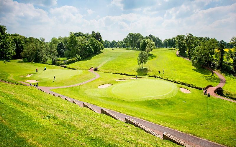 wilmslow golf club cheshire classics