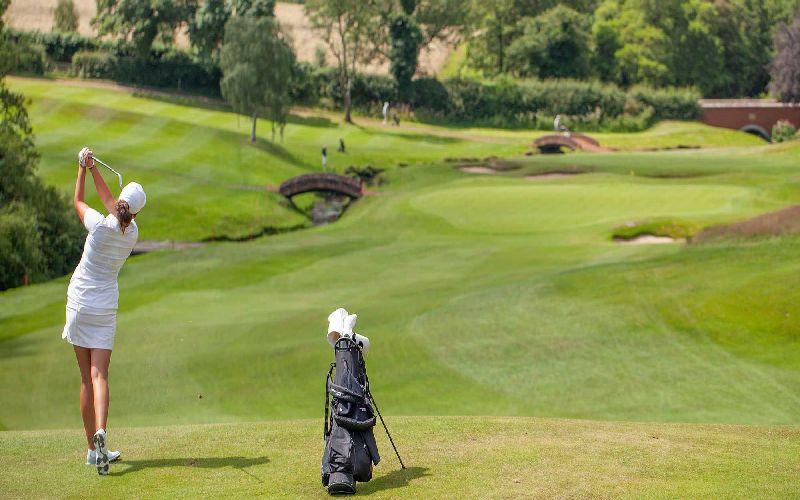 wilmslow golf club fairway cheshire classics