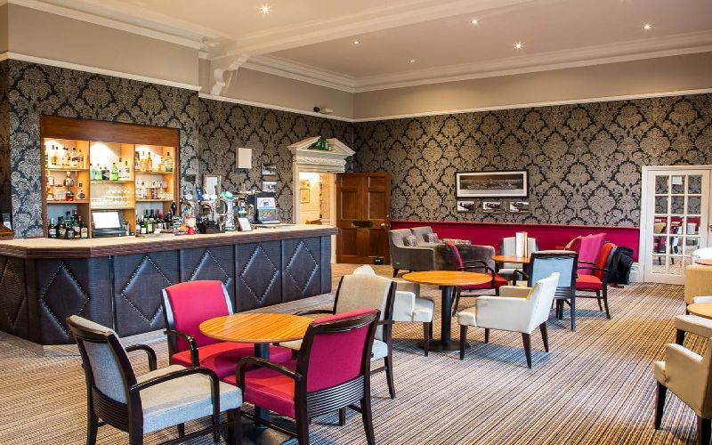 aldwark manor golf resort bar