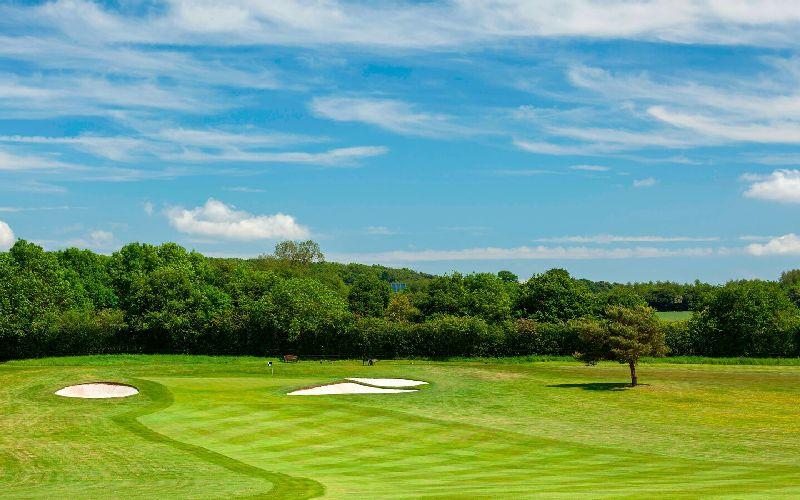 forest of arden golf resort aylesford course 11th