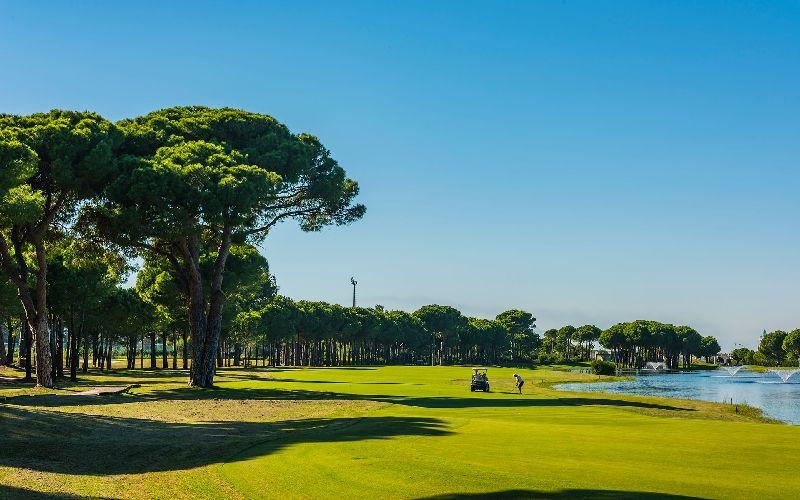 gloria golf resort new course fairway gloria verde golf