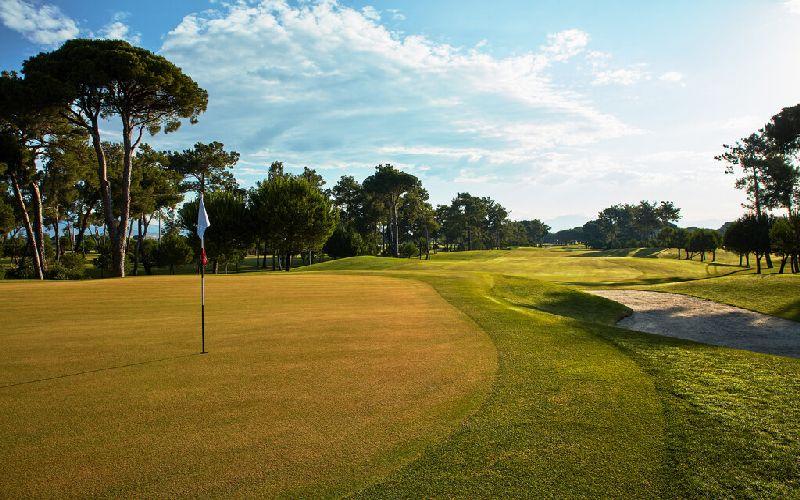 gloria golf resort new course green gloria verde golf