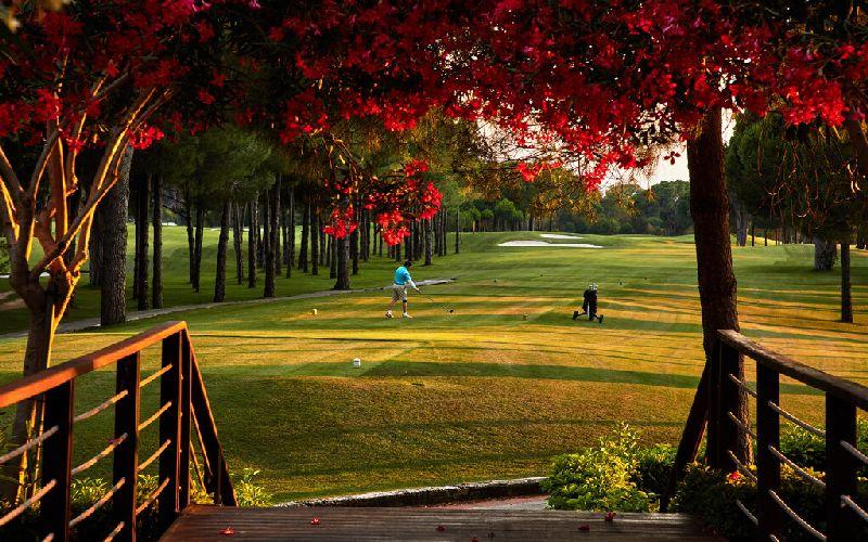 gloria golf resort new course gloria verde golf