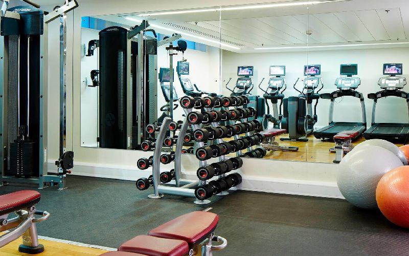 lingfield park golf resort gym