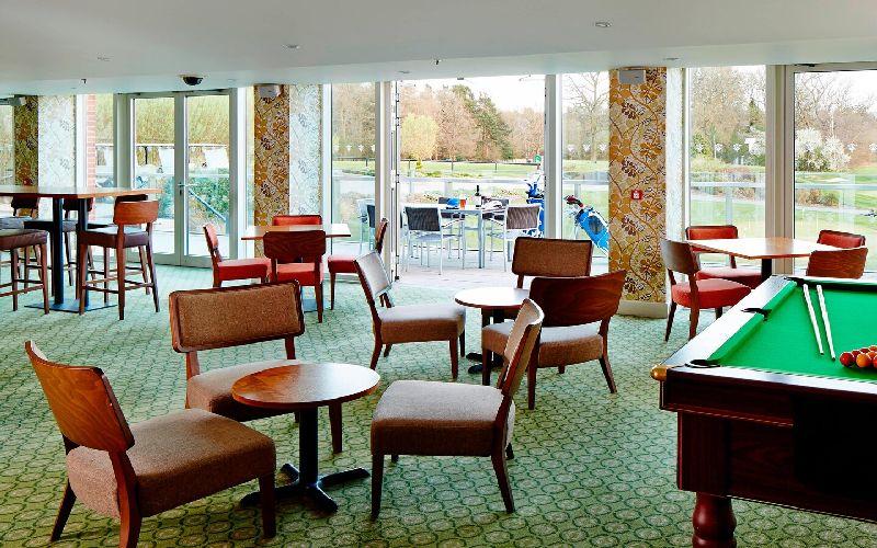lingfield park golf resort pool table