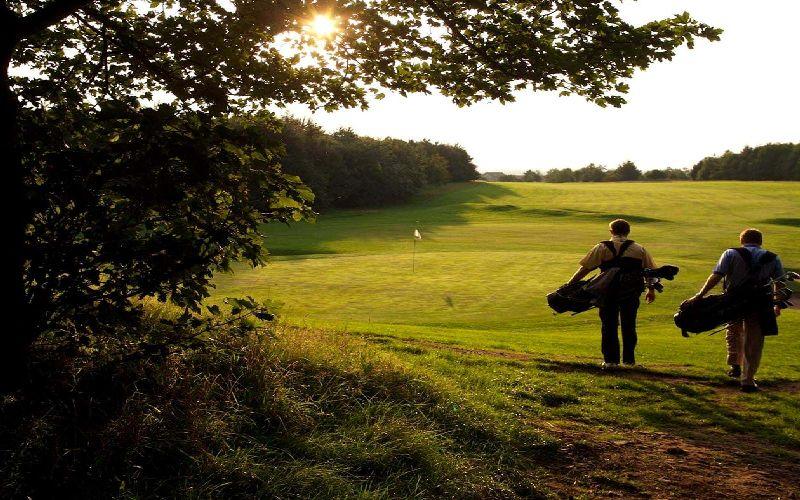 oulton hall golf calverley course green