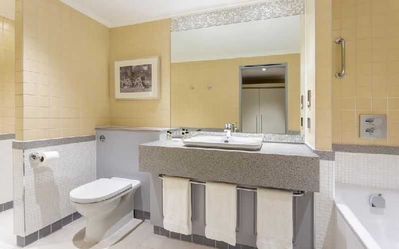 oulton hall golf resort bathroom