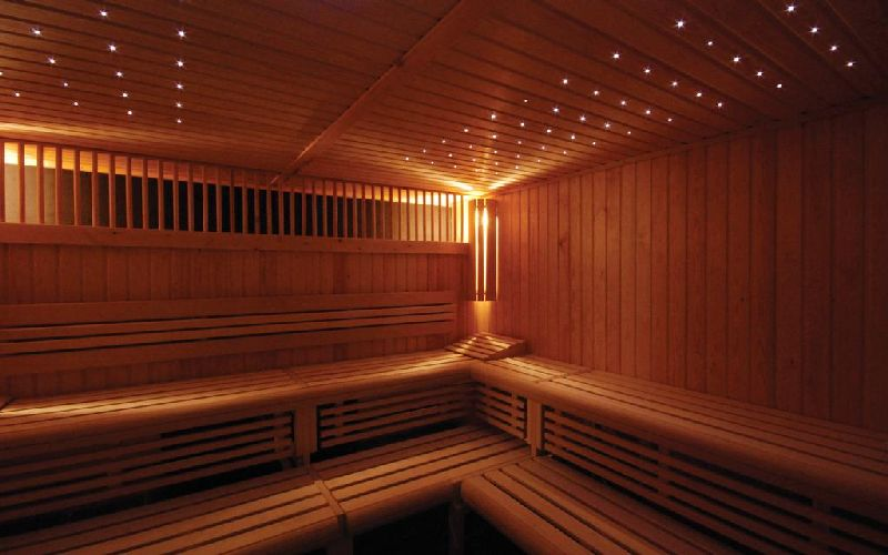 oulton hall golf resort sauna