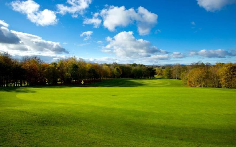 sandford springs golf course green