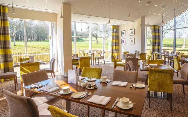 sandford springs golf resort restaurant