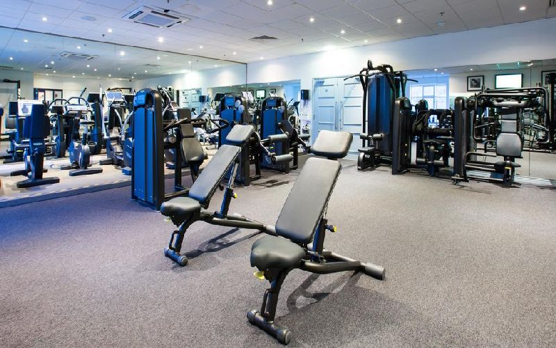slaley hall golf resort gym