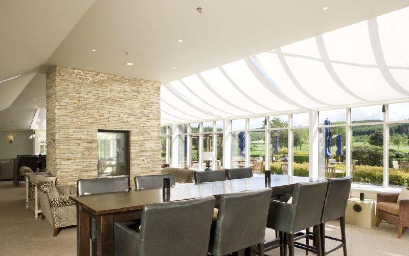 slaley hall golf resort lounge