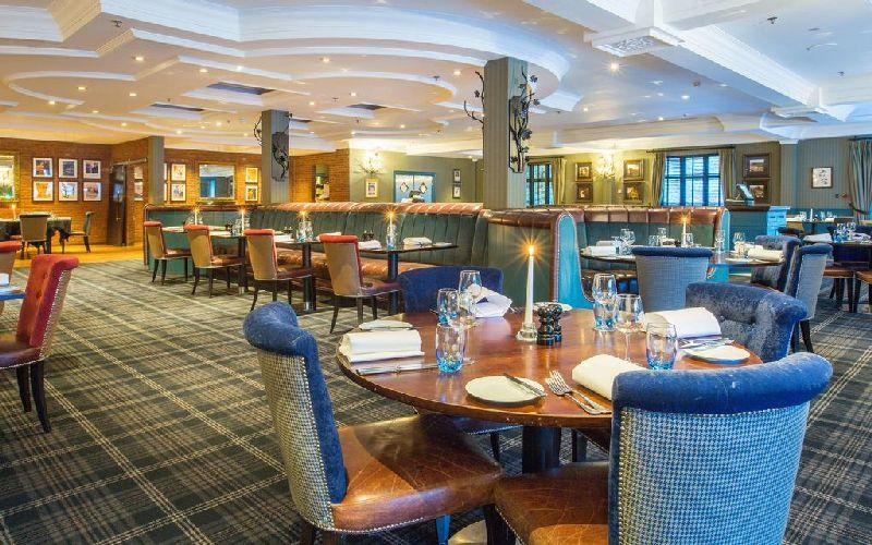 slaley hall golf resort restaurant