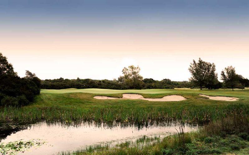 the dorset golf course lake
