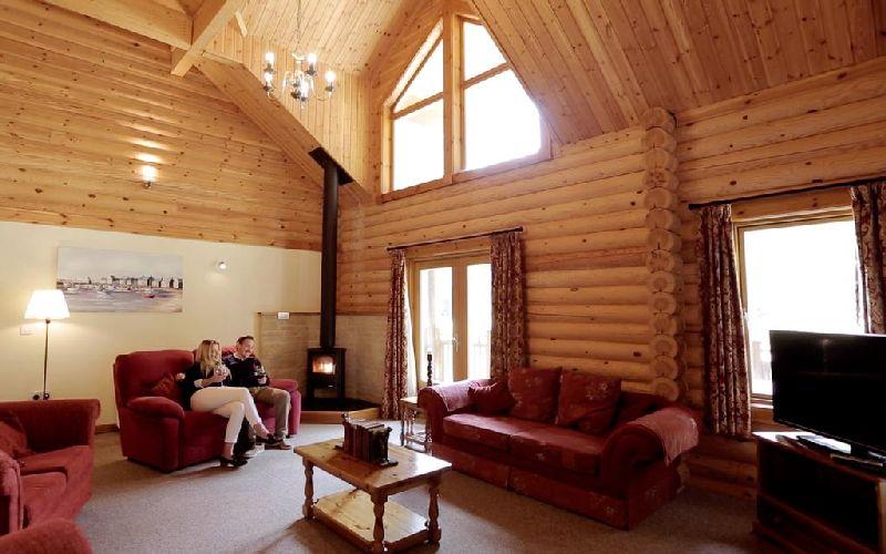 the dorset golf resort lodge living room