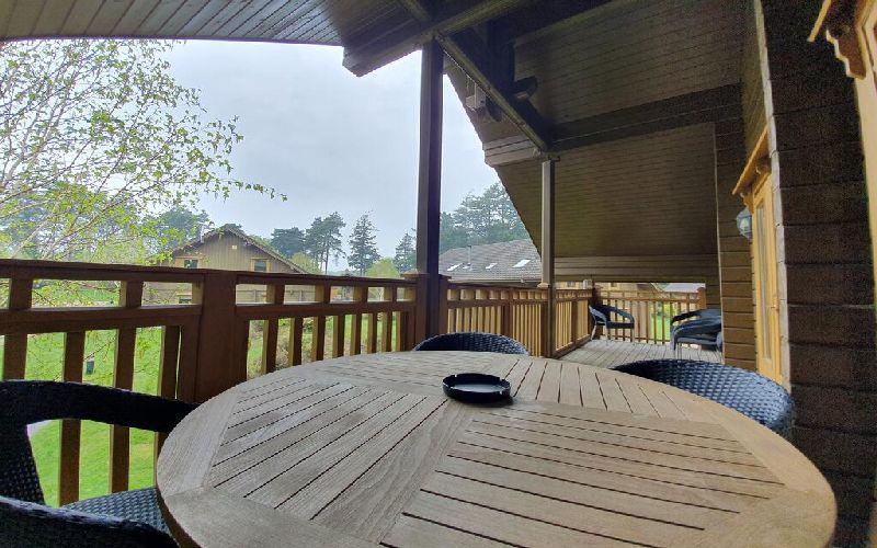 the dorset golf resort lodge terrace