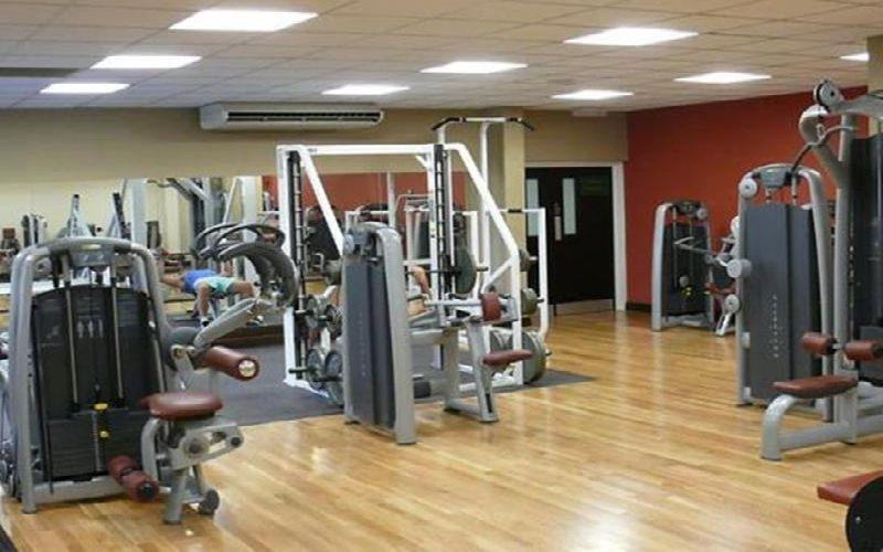 tudor park golf resort gym