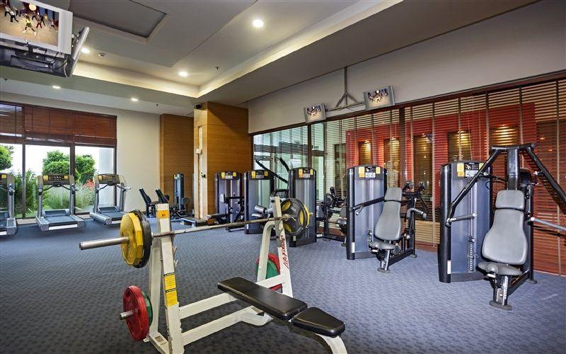 voyage belek golf hotel gym