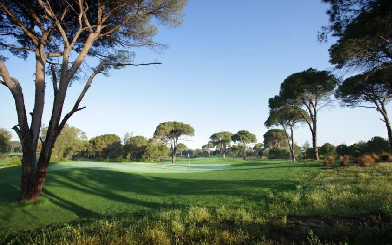 voyage belek golf hotel montgomerie course