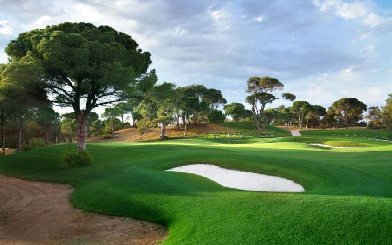 voyage belek golf hotel montgomerie tree
