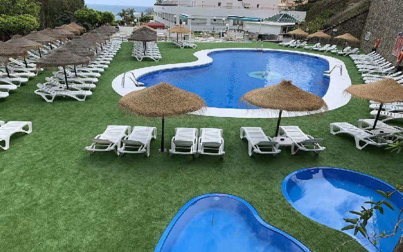 Flatotel International Golf Hotel pool