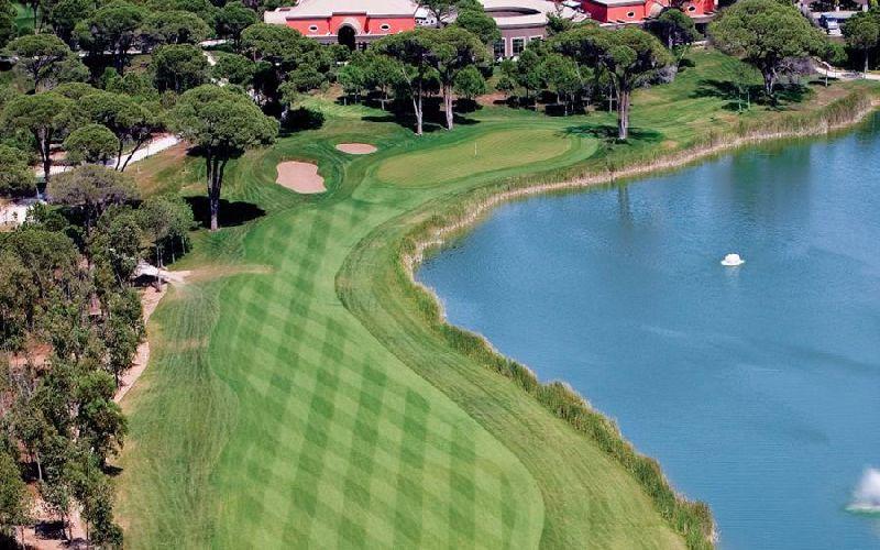 cornelia de luxe golf resort faldo course hole 27 cornelia diamond golf
