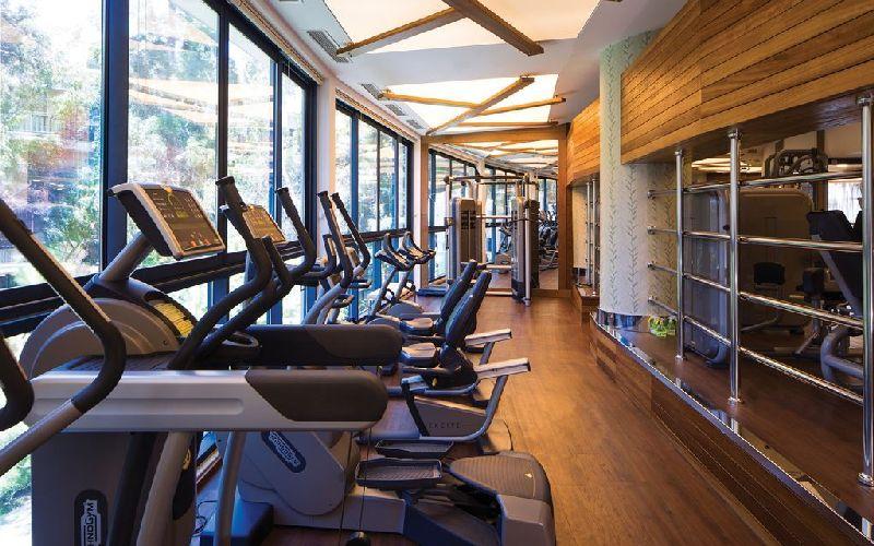 cornelia de luxe golf resort gym