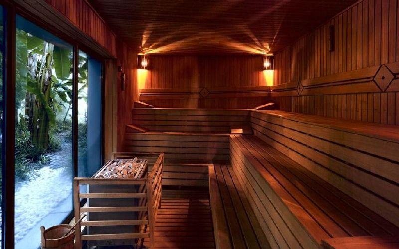 cornelia de luxe golf resort sauna