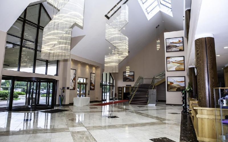 east sussex national golf resort reception entrance