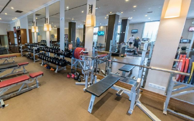 las lomas village golf resort gym principe felipe golf
