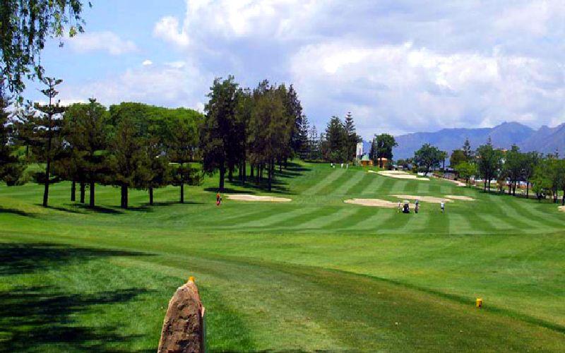 mijas los lagos golf course fairway