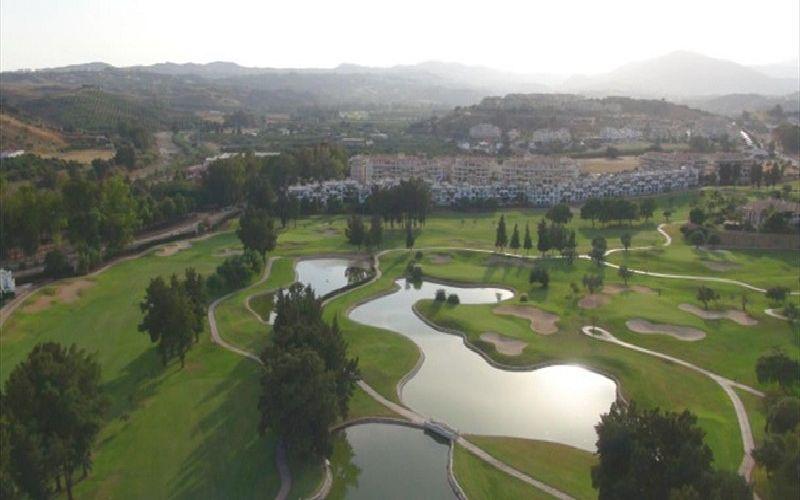 mijas los olivos golf course