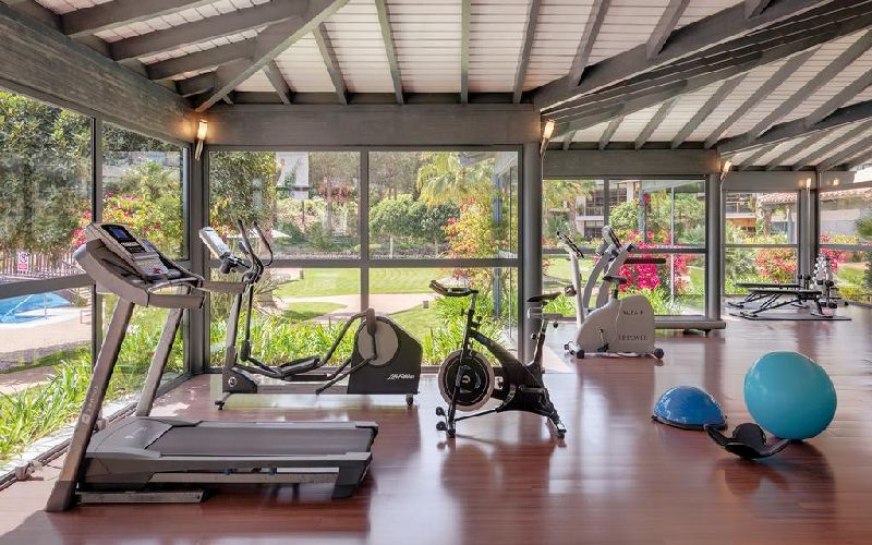 precise resort el rompido golf hotel gym