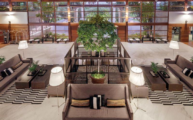 precise resort el rompido golf hotel lobby