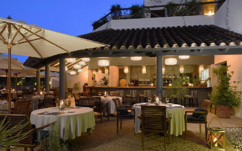precise resort el rompido golf hotel tables